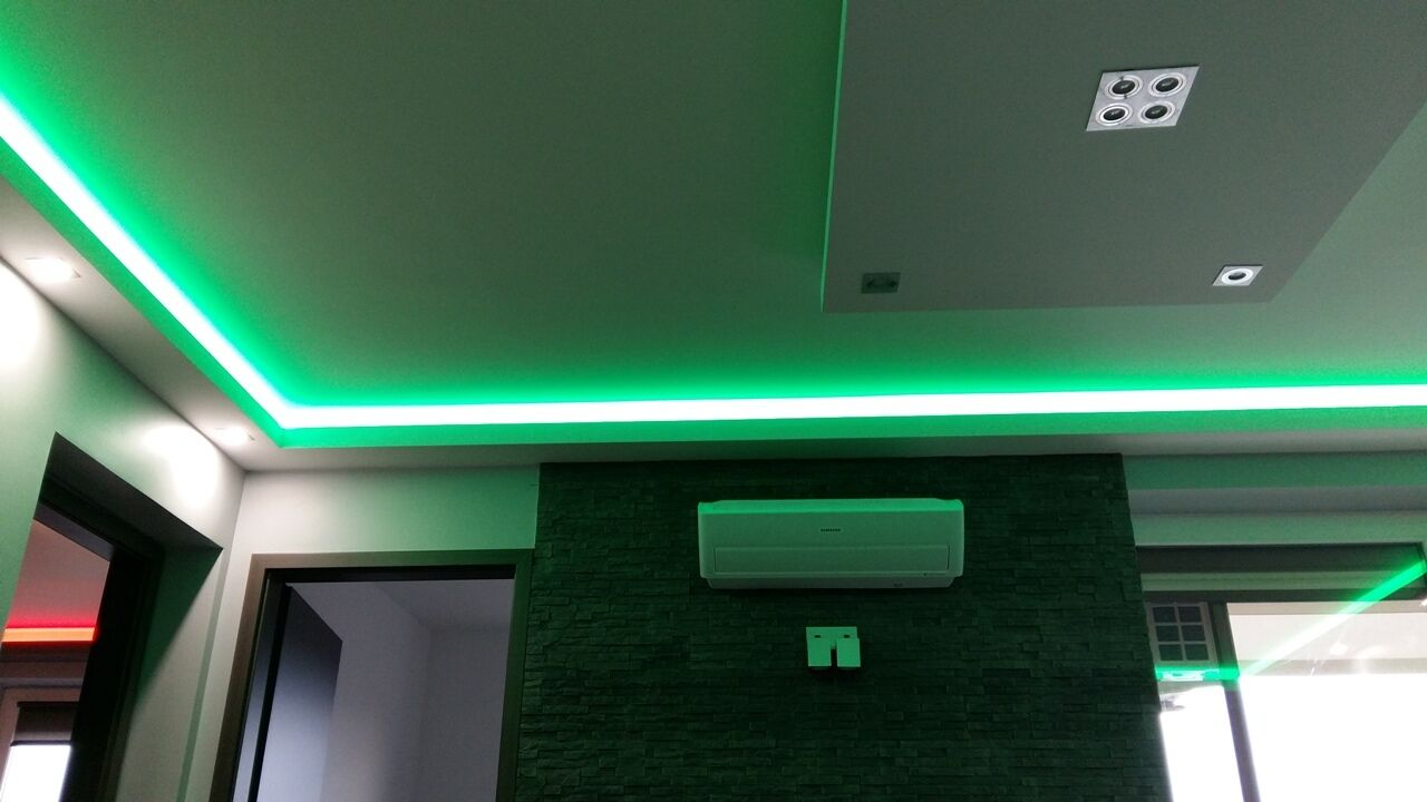 LED szalag hangulatvilágítás